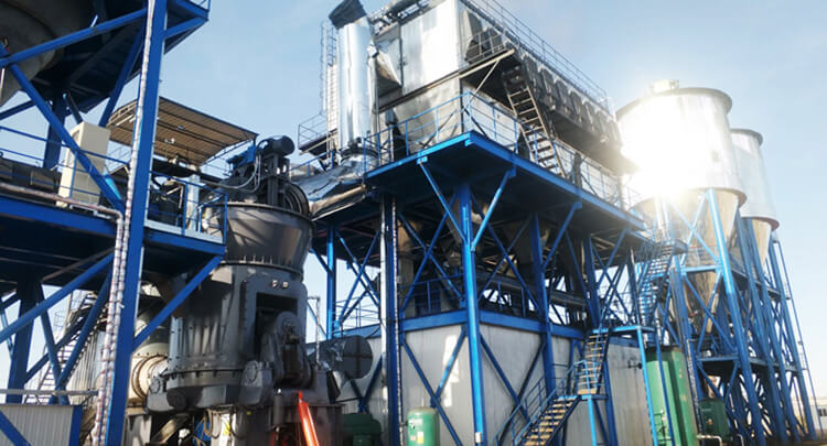 Bauxite Automatically Processing Plant
