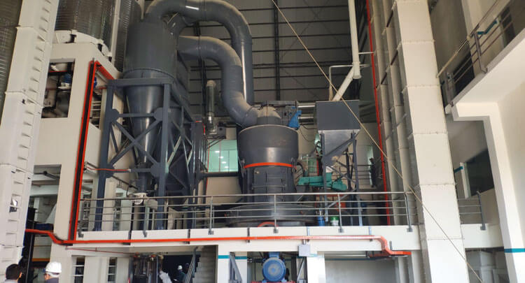 Kaolin Milling And Processing